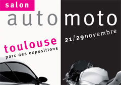 salon de l 39 auto et de la moto de toulouse. Black Bedroom Furniture Sets. Home Design Ideas