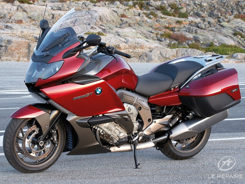 nouveaut s bmw k 1600 gt et bmw k 1600 gtl. Black Bedroom Furniture Sets. Home Design Ideas