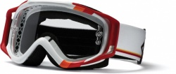 Lunettes cross Smith Fuel V2 rouge/argent