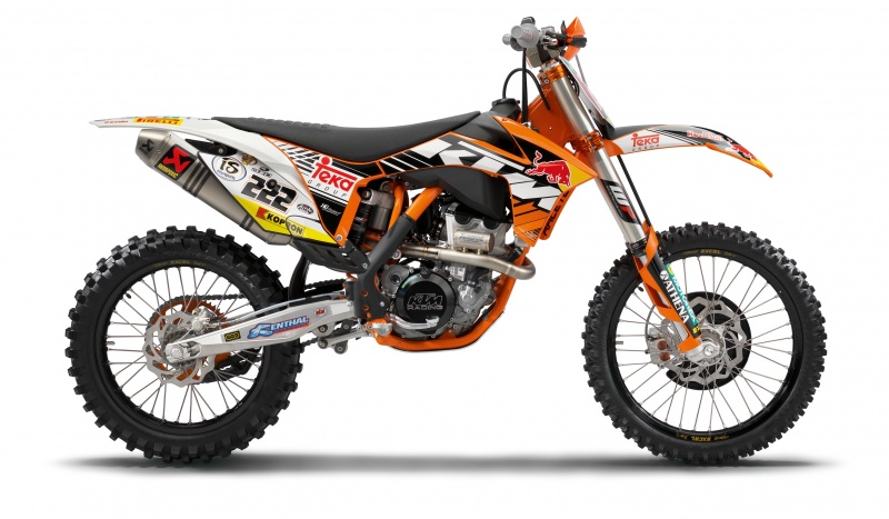 motocross ktm 250 et 350 sx f edition factory. Black Bedroom Furniture Sets. Home Design Ideas