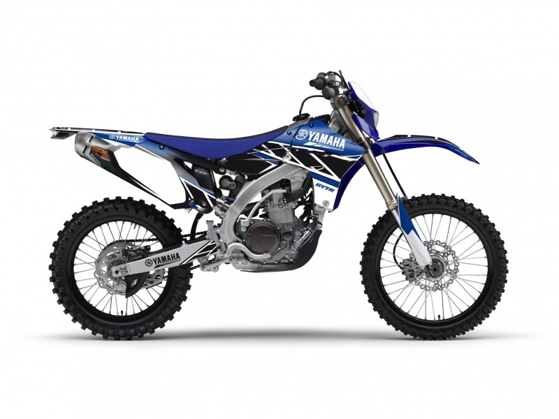 yamaha yzf 250 et yzf 450 enduro factory replica. Black Bedroom Furniture Sets. Home Design Ideas