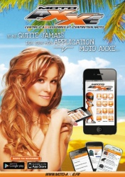 Application Android et iPhone Moto Axxe