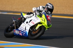 Endurance 2012 : le team Atomic Motosport
