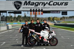 Endurance 2012 : le team Motors Events AMT Assurances