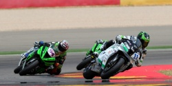 Supersport : Lowes s'imposent à Aragon