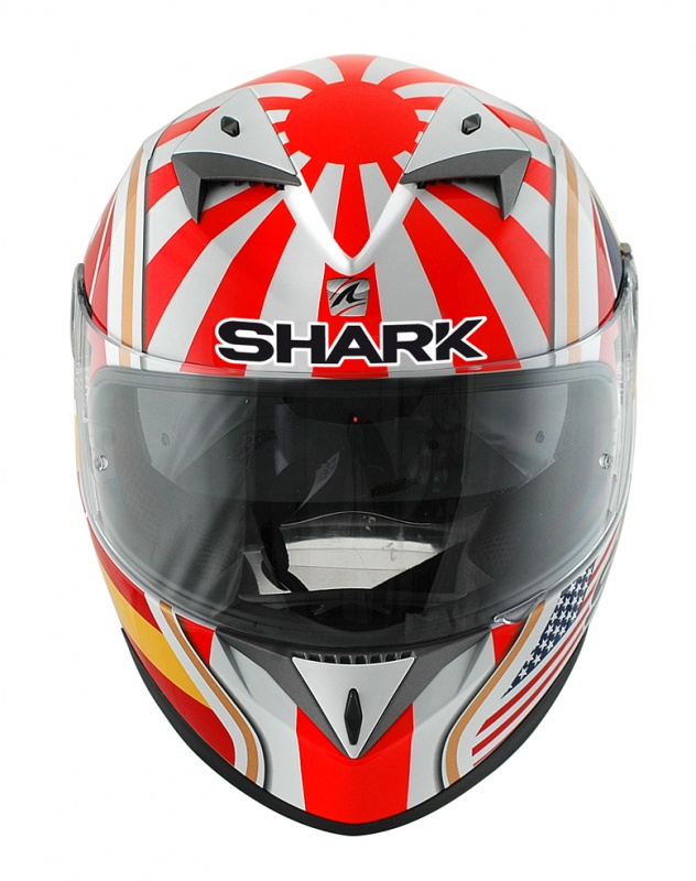 casque int gral shark s700s zarco replica. Black Bedroom Furniture Sets. Home Design Ideas
