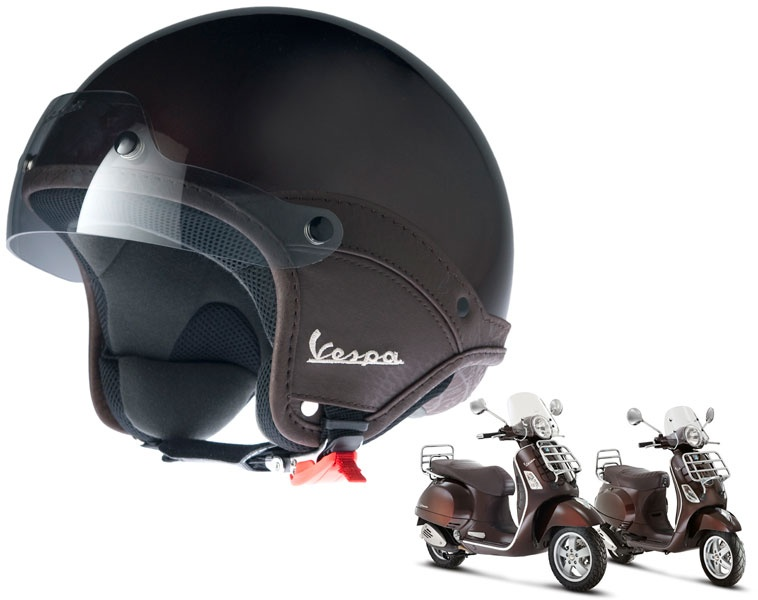 casques jet piaggio et vespa. Black Bedroom Furniture Sets. Home Design Ideas