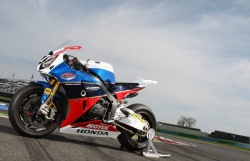 Endurance 2012 : le team Honda TT Legends
