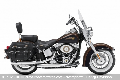 Harley-Davidson Heritage Softail Classic 110e anniversaire
