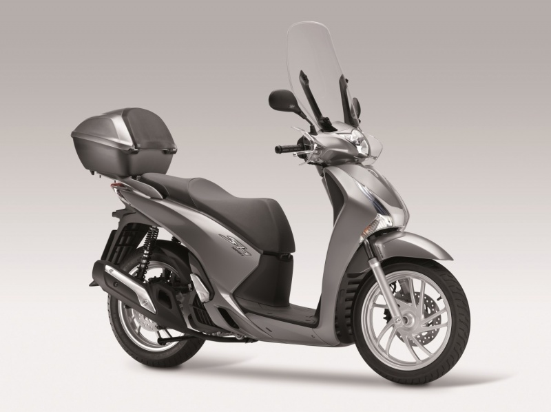 scooters honda sh125i et sh150i 2013. Black Bedroom Furniture Sets. Home Design Ideas