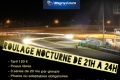 Roulage nuit à Magny Cours