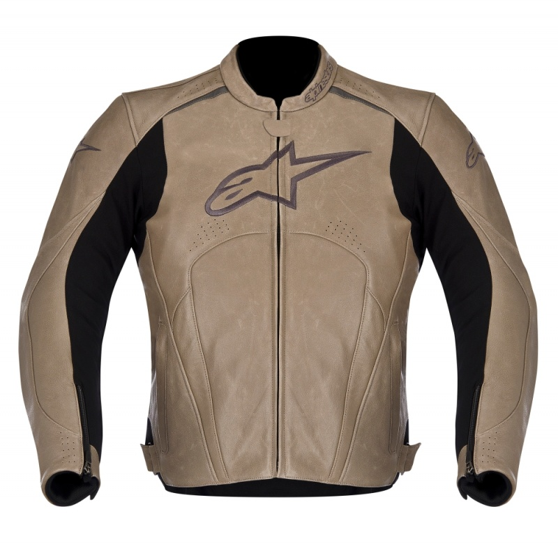 blouson en cuir alpinestars avant. Black Bedroom Furniture Sets. Home Design Ideas