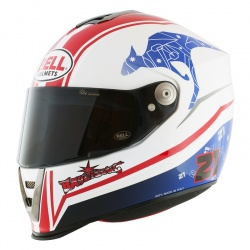 Nouveautes CASQUES - Page 2 Casque-integral-bell-troybayliss-replica