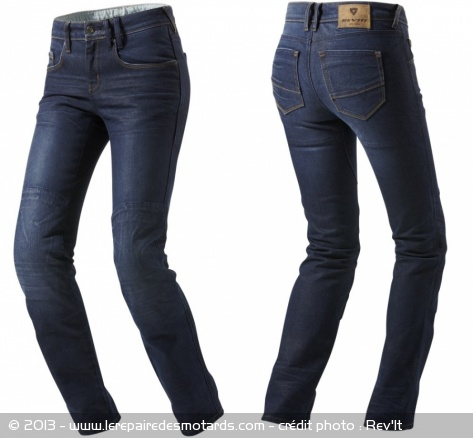 Jeans moto femme Rev'It Madison