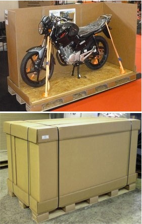 kit transport moto et quad sofrapack. Black Bedroom Furniture Sets. Home Design Ideas