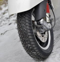 Pneu hiver Michelin City Grip Winter