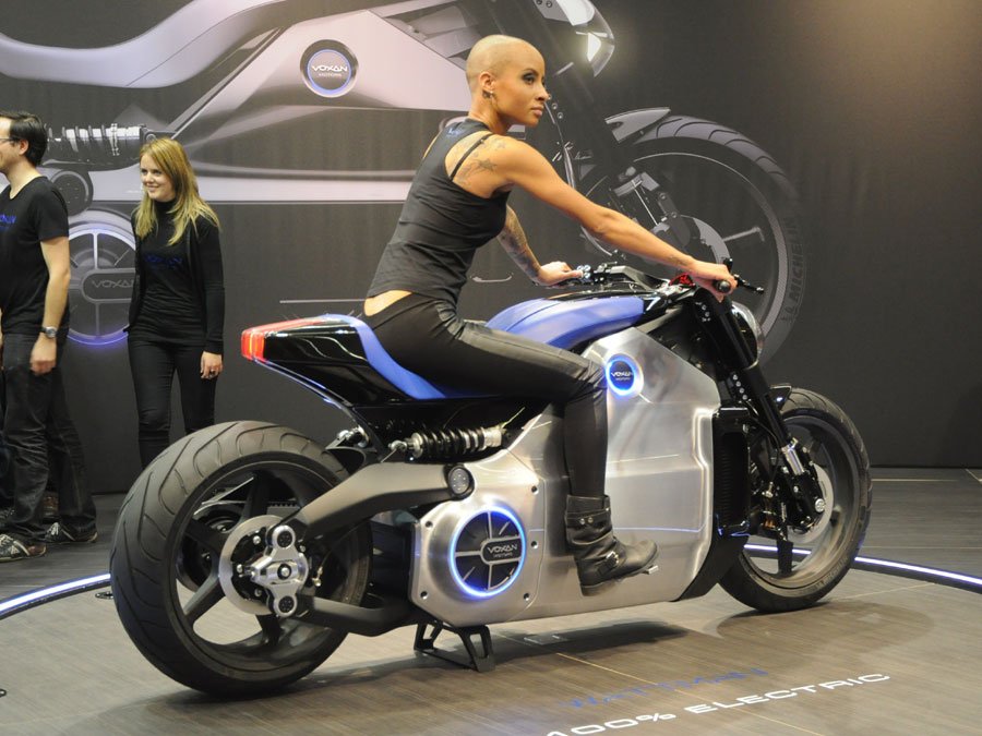 Motorcycle Fashion Show