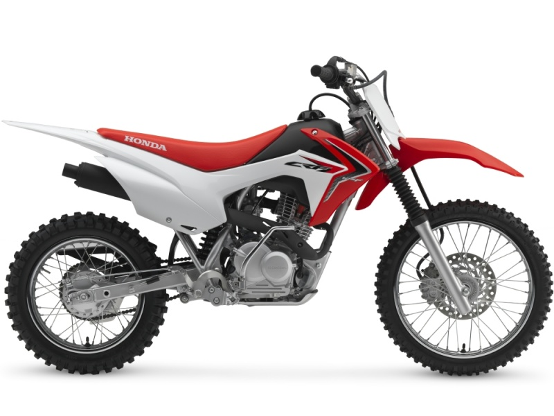 motocross honda crf125f 2014. Black Bedroom Furniture Sets. Home Design Ideas