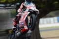 WSBK Checa Team Alstare t�te test officiel