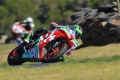 World Supersport Lowes pole position