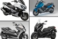 March� moto scooters crise