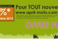 Promo  50  réduction assurance