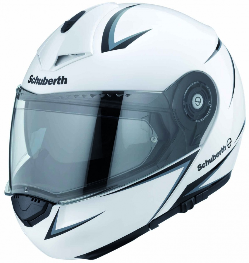 casque modulable schuberth c3 pro spike. Black Bedroom Furniture Sets. Home Design Ideas
