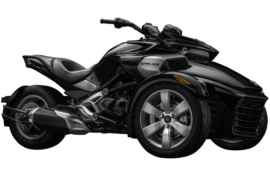 can am spyder f3. Black Bedroom Furniture Sets. Home Design Ideas