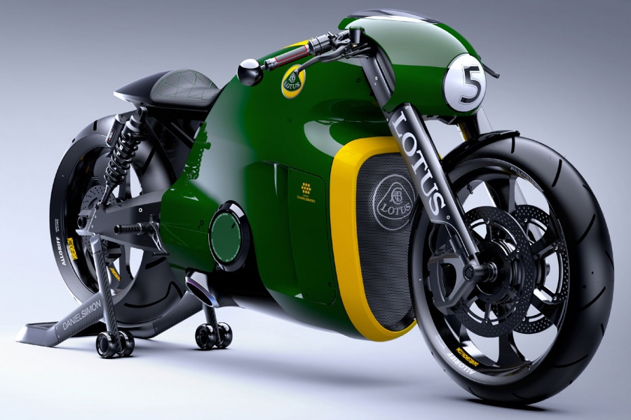lotus motorcycle c