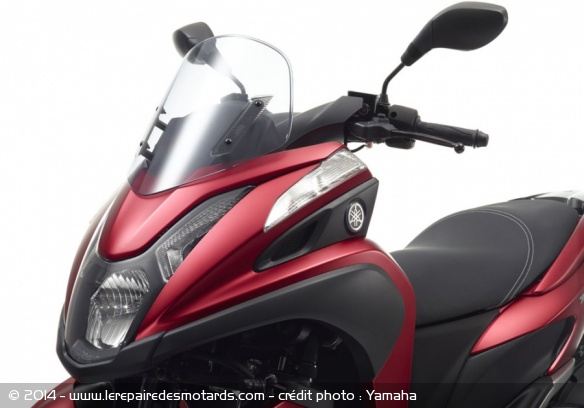 route occasion scooter yamaha 3 roues. Black Bedroom Furniture Sets. Home Design Ideas