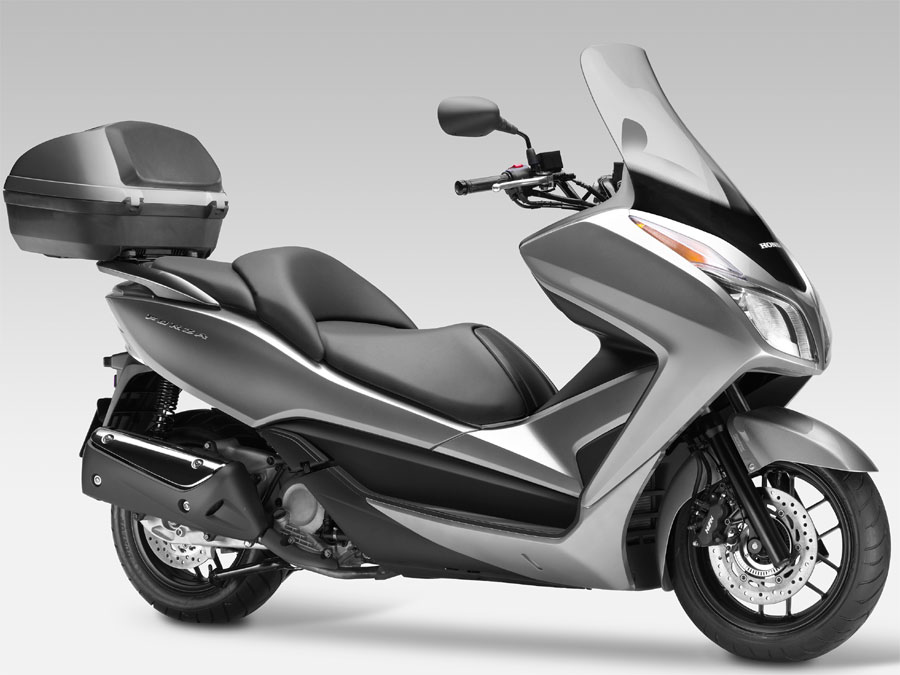 scooter honda forza 300 pack city. Black Bedroom Furniture Sets. Home Design Ideas