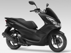 scooter honda pcx 125. Black Bedroom Furniture Sets. Home Design Ideas
