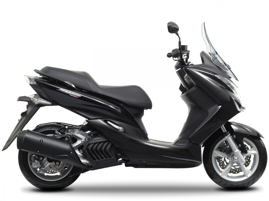 scooter yamaha majesty 125 s. Black Bedroom Furniture Sets. Home Design Ideas