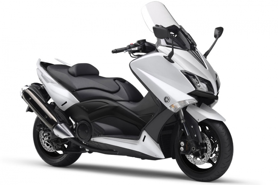 scooter yamaha tmax iron max. Black Bedroom Furniture Sets. Home Design Ideas