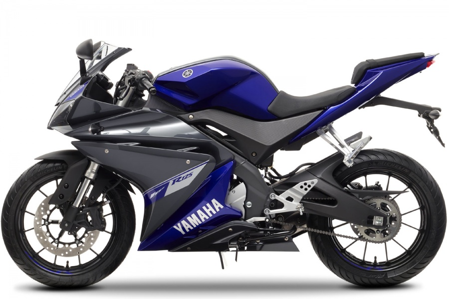 yamaha yzf r 125. Black Bedroom Furniture Sets. Home Design Ideas