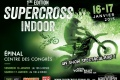 1er Supercross Indoor International Epinal
