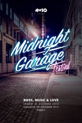 Affiche Midnight Garage Festival
