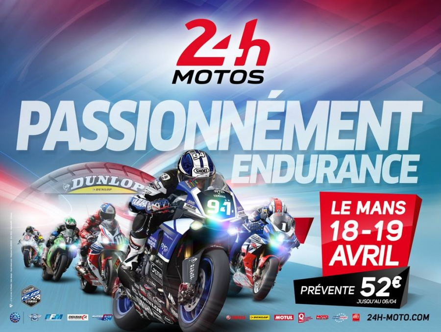 24h motos du mans le programme complet. Black Bedroom Furniture Sets. Home Design Ideas