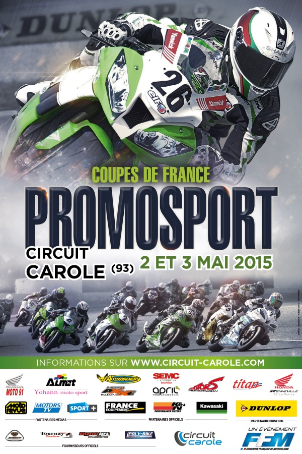 Promosport carole le programme - Coupes de france promosport ...