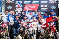 Supermoto des Nations : victoire de la France