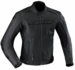 Blouson Ixon Stunter version noir uni