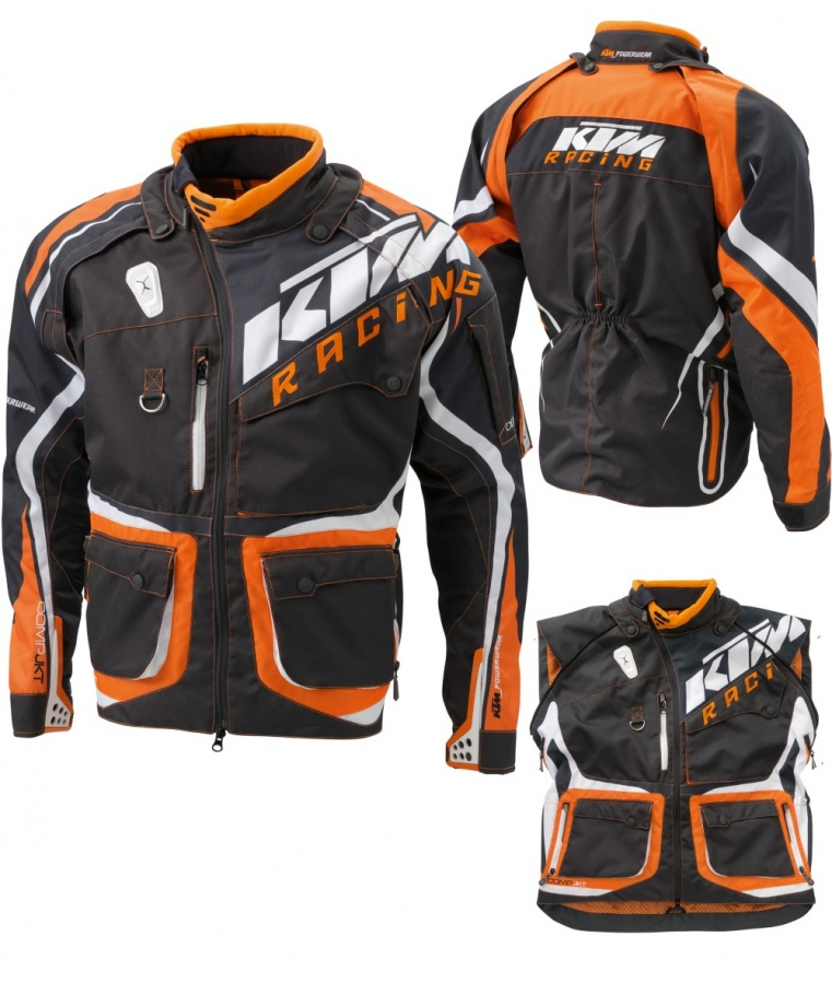 veste offroad enduro ktm race comp jacket. Black Bedroom Furniture Sets. Home Design Ideas