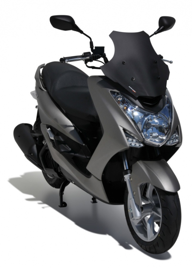 bulle sport ermax pour scooter yamaha. Black Bedroom Furniture Sets. Home Design Ideas