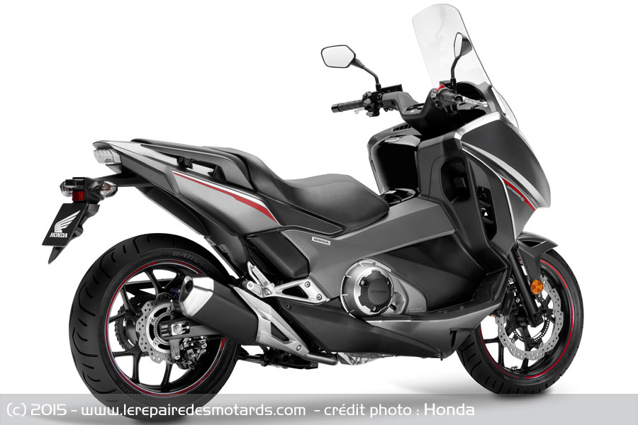 maxi scooter honda integra 750. Black Bedroom Furniture Sets. Home Design Ideas