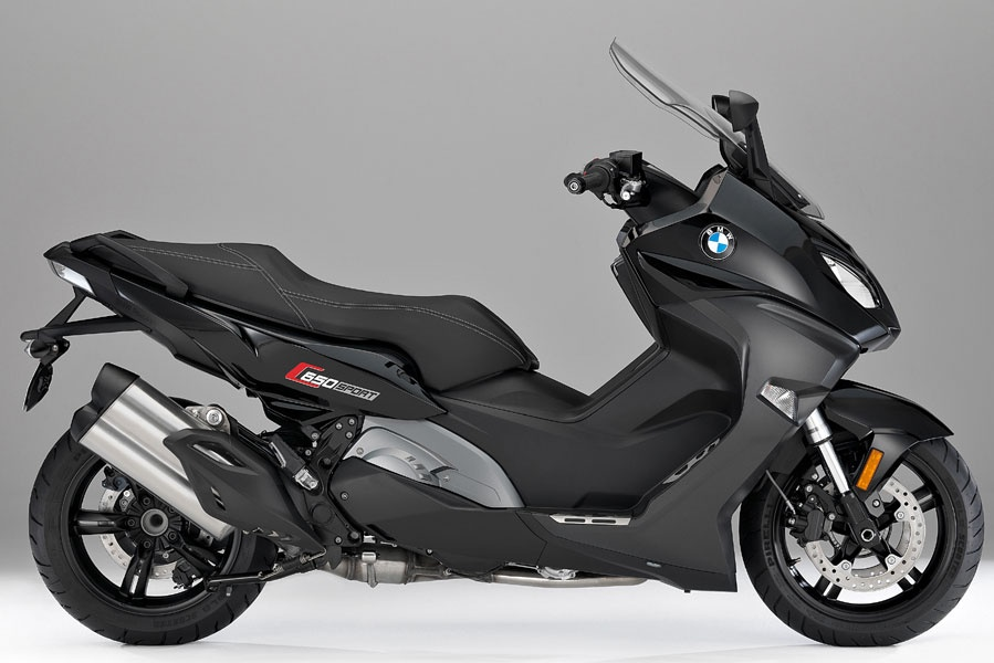 scooters bmw c 650 sport et gt. Black Bedroom Furniture Sets. Home Design Ideas