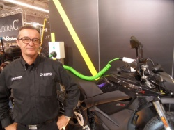 Interview Zero Motorcycles, Bruno Muller
