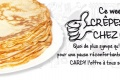 Une braderie crêpes chez Cardy