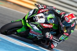 WSBK : Rea domine le test de Jerez - crédit photo : Kawasaki