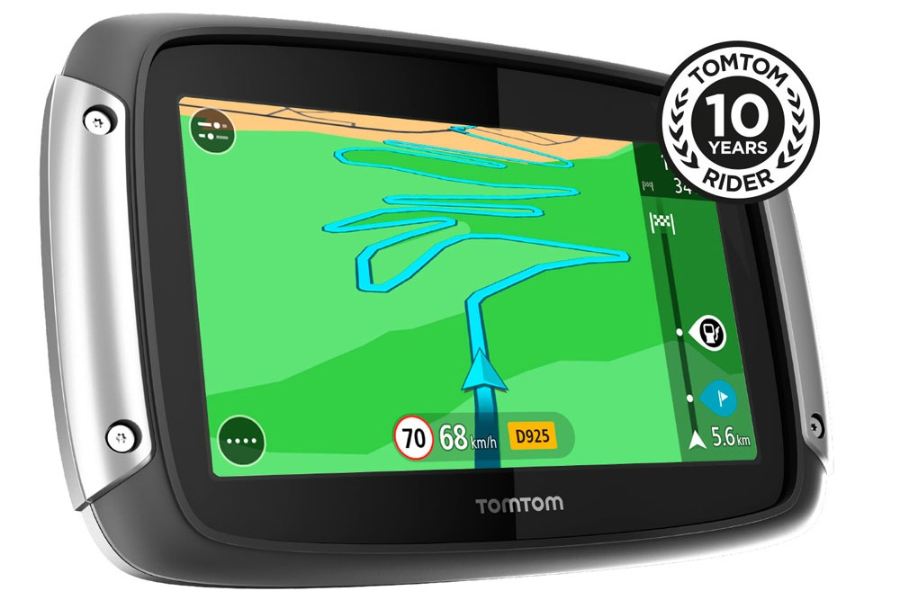 gps moto tomtom rider 410. Black Bedroom Furniture Sets. Home Design Ideas