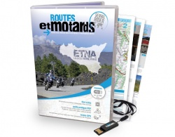 Guide balades Routes et Motards : Sicile et Etna